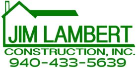 Infinite Web Development, Jim Lambert Construction, Inc Logo