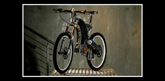 M55 Electric Hybrid Bike