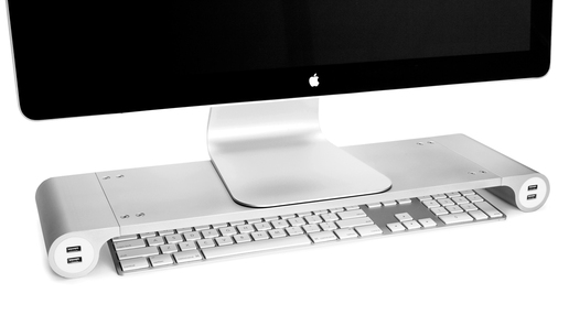 The Space Bar: Desk Organiser for Mac Users