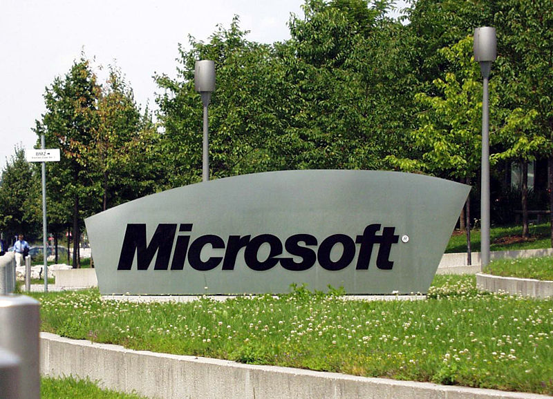 Microsoft Files Complaint Over Google Dominance of Search Market in Europe