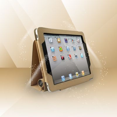 MiPow – Juice Book/Protective Case for iPad 2