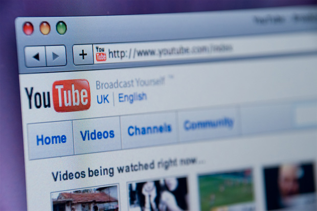 Youtube to broadcast Live content