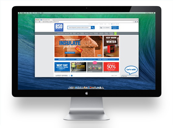 Building supplier given a stronger foundation in the online marketplace