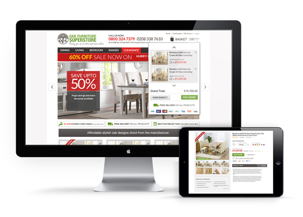Web site re-design that does much more than re-arrange the furniture
