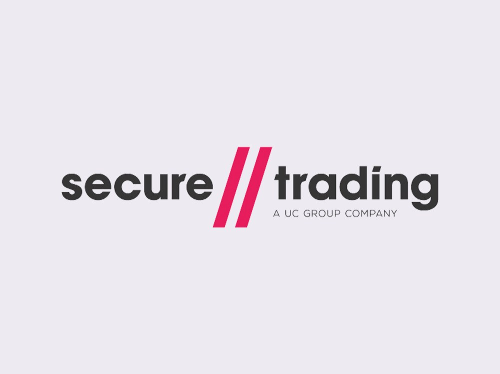 We're now partners with SecureTrading