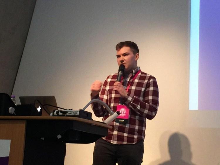 Dave Redfern - WordCamp London 2015