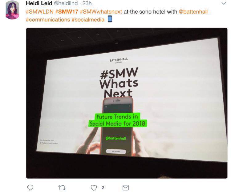 Social Media Week   Future Trends   iWeb