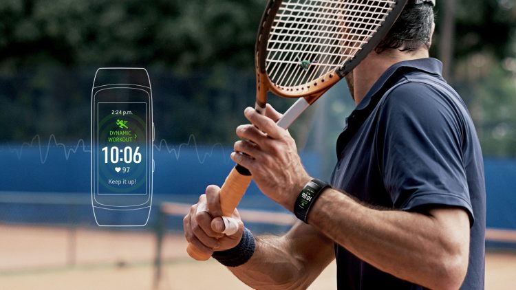 Gear Fit2 Pro Tennis | iWeb