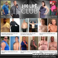 ViSalus® 100 Pound Club