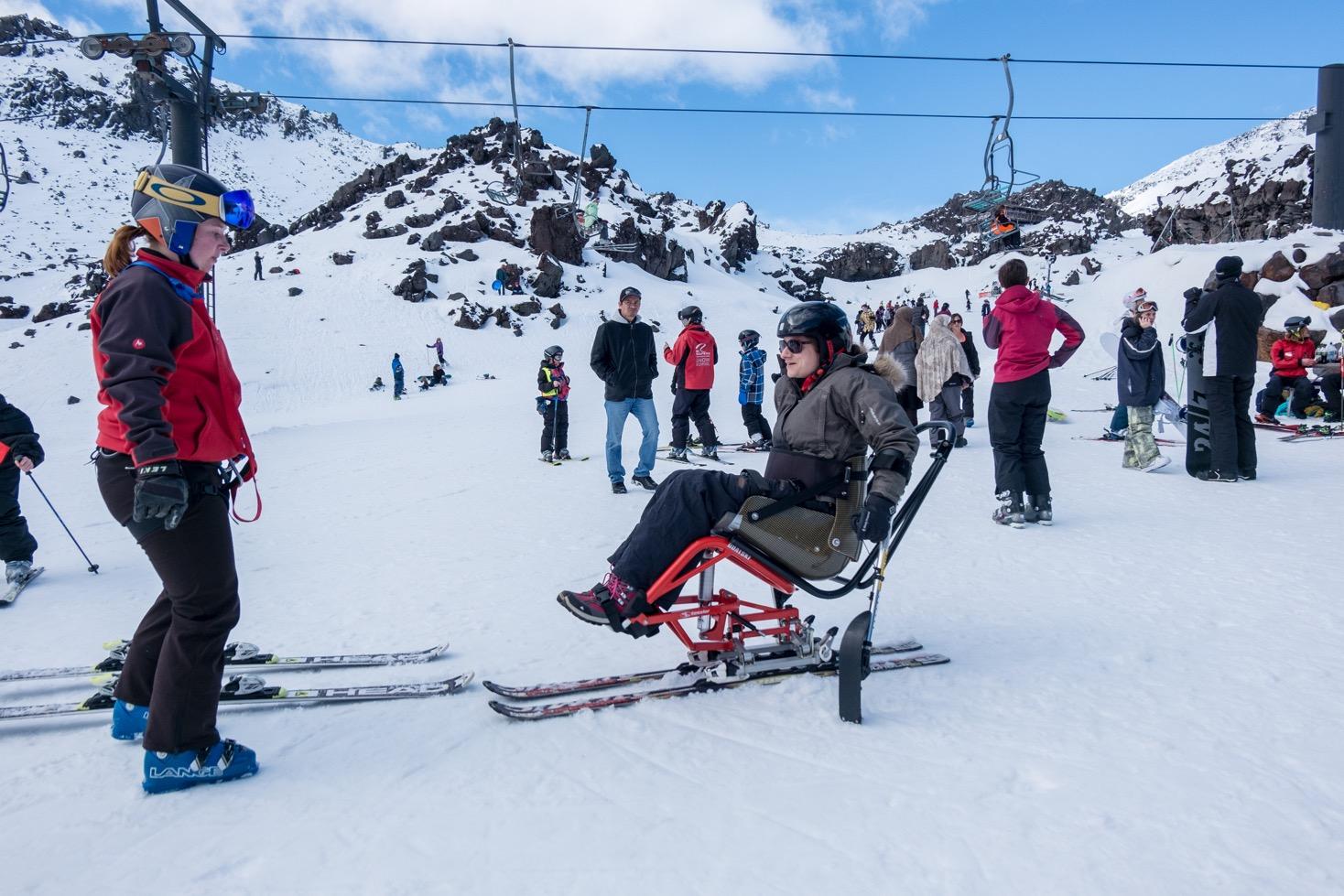 ski handicap