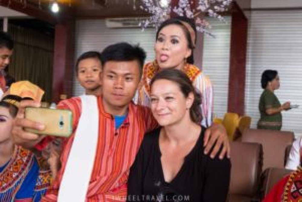 selfie toraja mariage