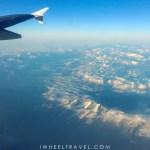 Alpes avion
