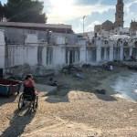 Porta Vecchia, Monopoli fauteuil roulant