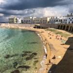 Gallipoli plage accessibilité