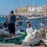 Port de pêche Gallipoli