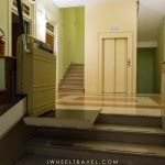 Bari, wheelchair accessible hotel