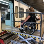 Train handicap pmr bari aeroport