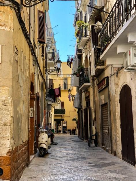 Bari, Italie