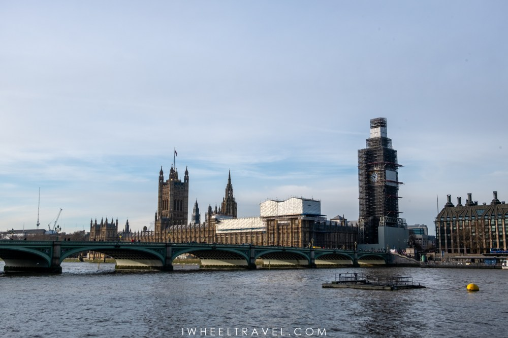 Westminster Big Ben Londres