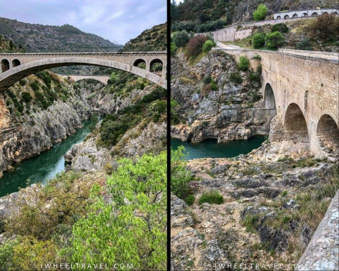 pont du diable aniane