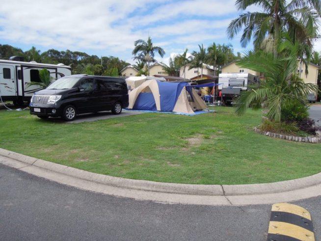 camp aus