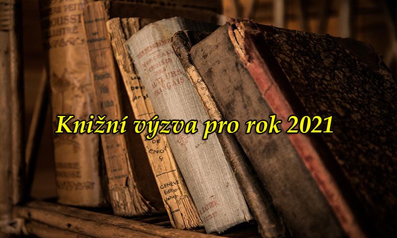 Knižní výzva pro rok 2021 - náhled