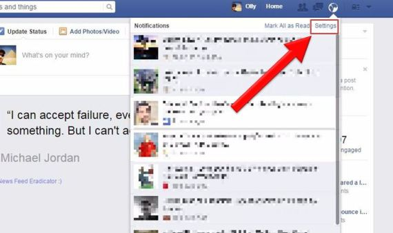 how to stop distraction from social media facebook