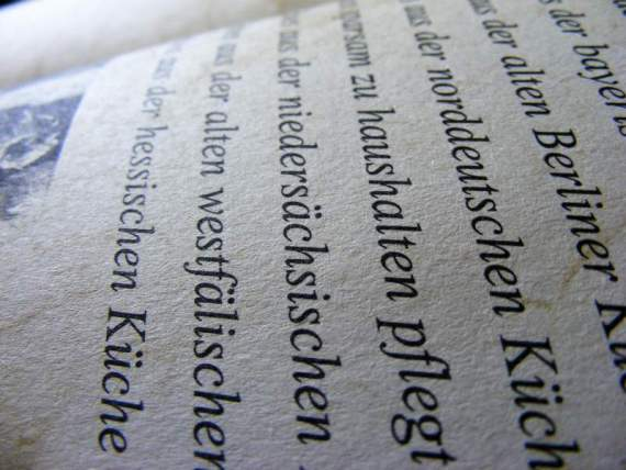 read German long words