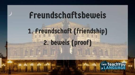 german pronunciation long words