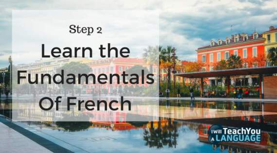 french learn the fundamentals