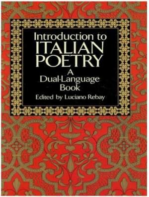 italian book poetry
