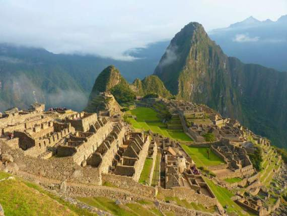 spanish travel peru