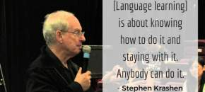 stephen krashen second language acquisition