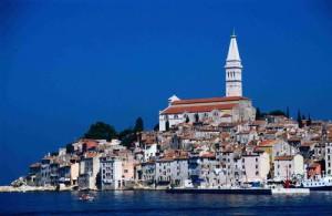 #fsd as usual in Porec, Istria, Croatia