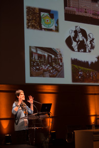 Hilarie Larson Speaker at IWINETC 2015