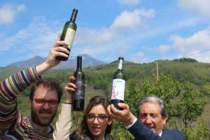 A Wine Pleasures visit to Tenuta Monte Gorna, Etna, Sicily IWINETC