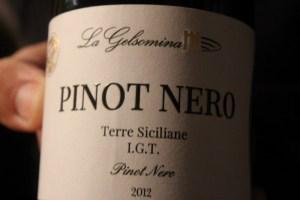 La Gelsomina Pinot Noir 2012 IWINETC 2017