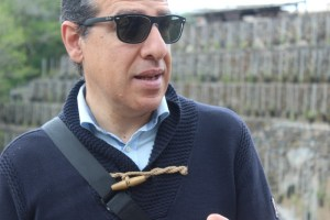 Maurizio Garozzo Gelsomina winery IWINETC 2017