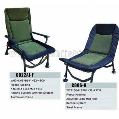 Fishing Chair Legs Big Lots Tub Chairs Bedchairs Sleeping Bags Tackle Wholesale Carp Set Super Low