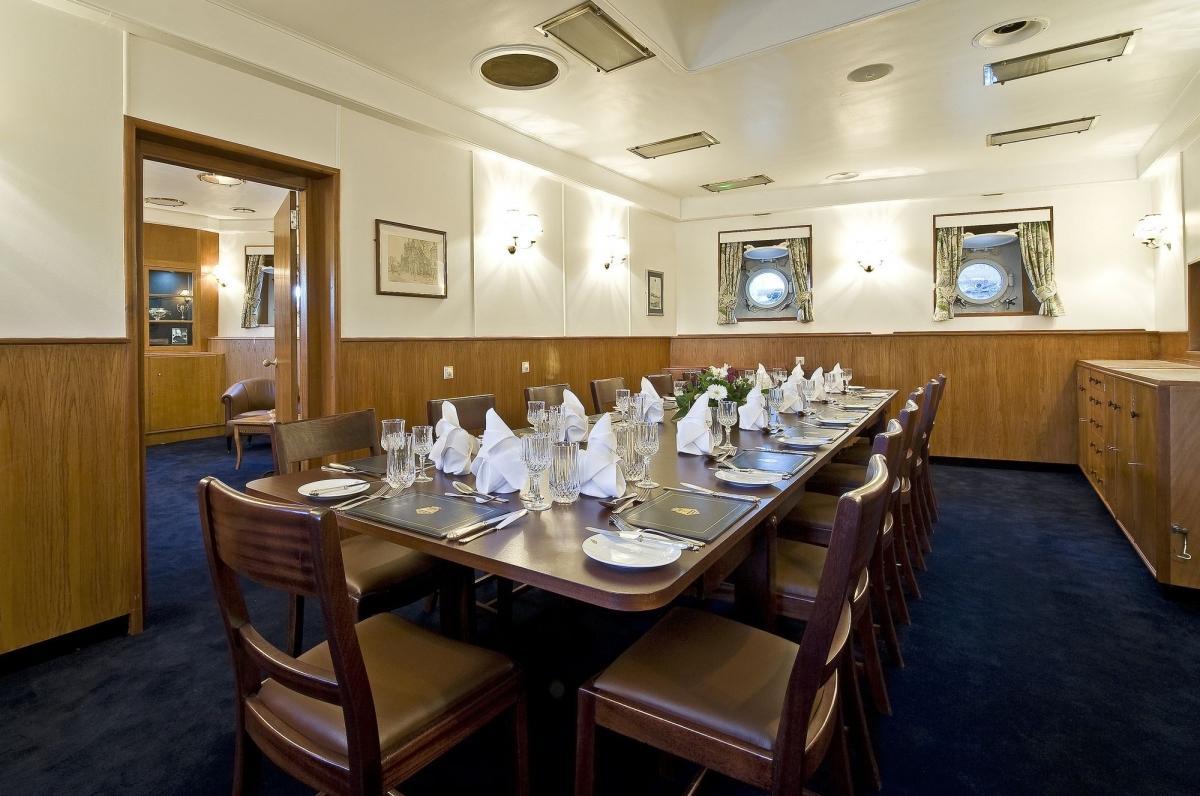 Venue Hire HMS Belfast  Imperial War Museums