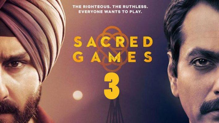 Sacred Games 3
