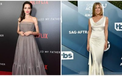 Angelina Jolie vs Jennifer Aniston: Which Diva Appears Drop-Lifeless Attractive In A Dior Robe?