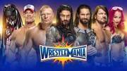 WWE Wrestlemania 33 Results