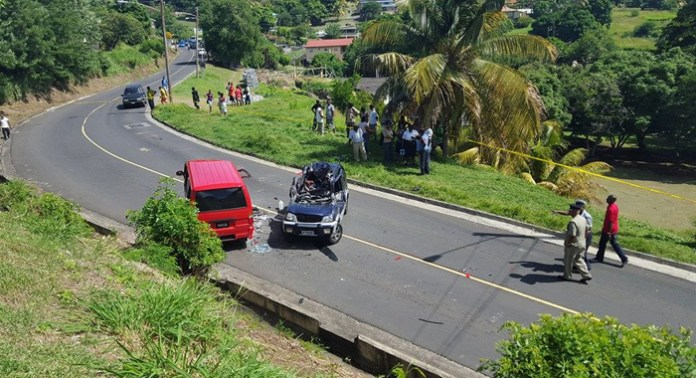 Ratho Mill Road Accident Claims Lives Of 2 Park Hill