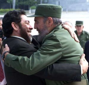 Gonsalves, right, and Castro. (Internet photo)