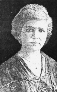 Maude Evans