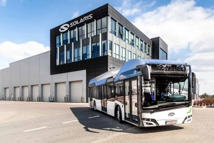 Ballard Power erhält Groß-Order für weitere Brennstoffzellen-Busse von Solaris