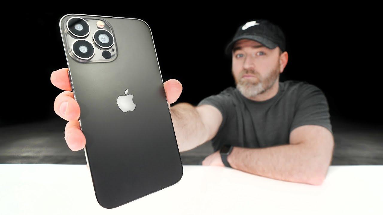 Смартфоны Apple iPhone 13 получат значительно улучшенные камеры
