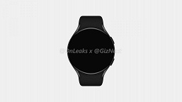 This is how smart watches Samsung Galaxy Watch Active 4 look like. High-quality renders and videos from a reliable source