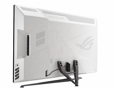 Asus ROG Strix XG43UQ Xbox Edition Monitor Introduced